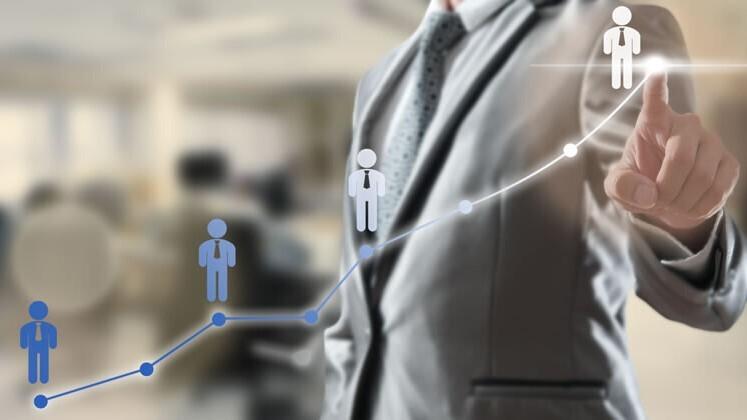 人材ビジネスのイメージ画像