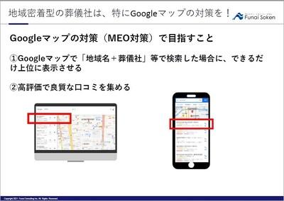 Googleマイビジネスの運用について