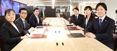船井総研さんは、弁護士による海外進出支援をゼロから立ち上げた力強いパートナーです!