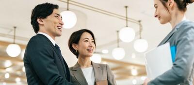 国際関連業務ソリューション -外国人雇用分野における法人顧問獲得-