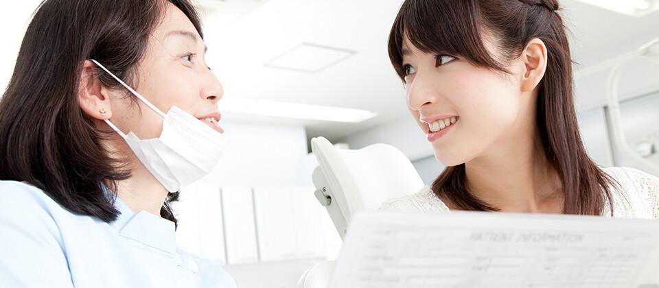 リスク管理型予防歯科